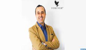 """Rentrée scolaire: Nabil Layachi recommande le complément alimentaire """"Forever Kids"""""""