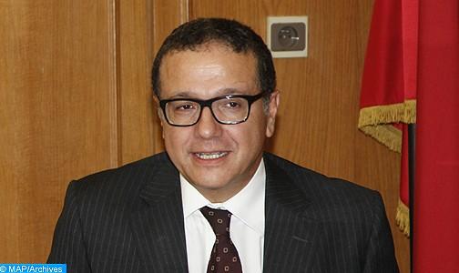 مشروع قانون المالية 2014 .. بوسعيد يلتزم ببحث جميع مقترحات الاتحاد العام لمقاولات المغرب