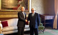 """السيد ابن كيران: العلاقات المغربية البريطانية """" قوية ونموذجية"""""""