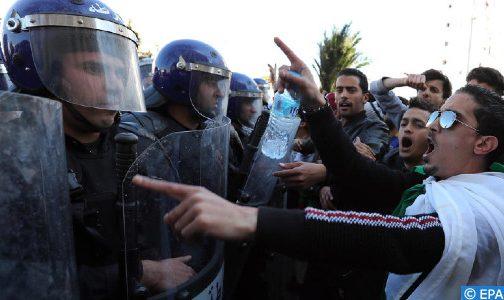 الجزائر.. احتجاجات على تفشي البطالة وتردي الأوضاع المعيشية بولايات الجنوب الشرقي