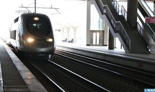 النموذج التنموي الوطني لقطاع السكك الحديدية يثير اهتماما كبيرا خلال مؤتمر دولي