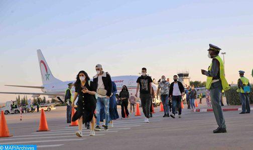 أزيد من 29 ألف مسافر استعملوا مطار الشريف الإدريسي بالحسيمة ما بين 15 يونيو و31 غشت 2021