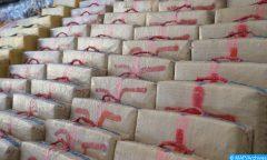أكادير.. حجز أزيد من ثلاثة أطنان من مخدر الشيرا