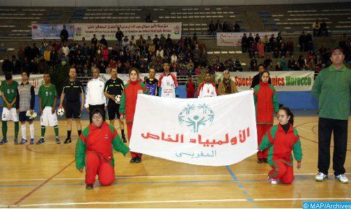 رياضة الأشخاص في وضعية إعاقة: تنظيم نهائيات البطولة الوطنية لألعاب القوى بالرباط