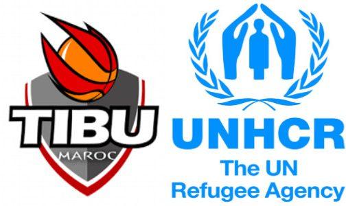 """الدار البيضاء .. جمعية """"تيبو المغرب"""" والمفوضية السامية للاجئين بالمغرب تحتفيان باليوم العالمي للاجئين"""
