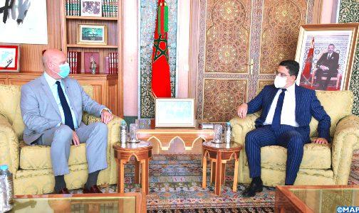 المغرب شريك مهم جدا في مجال التنسيق بخصوص قضايا الديمقراطية (الأمين العام لمنظمة مجتمع الديمقراطيات)
