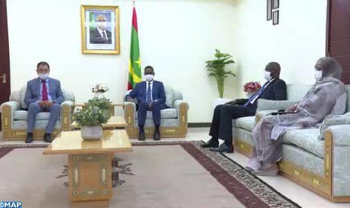 التأكيد على ضرورة تفعيل اتفاقيات توأمة وشراكة موقعة بين جماعات ترابية مغربية ونظيرتها الموريتانية