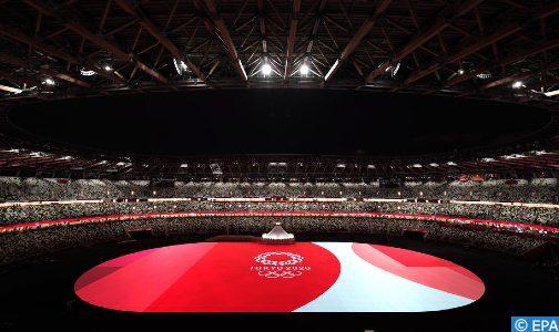 """أولمبياد طوكيو 2020 .. افتتاح الألعاب رسميا تحت شعار """"أسرع ، أعلى ، أقوى – معا """""""