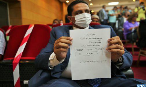 انتخاب عمر مورو، عن التجمع الوطني للأحرار، رئيسا لجهة طنجة-تطوان-الحسيمة