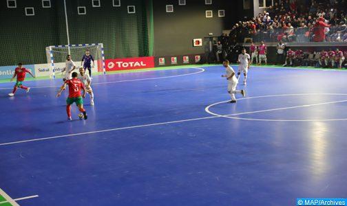 كأس العالم لكرة القدم داخل القاعة-ليتوانيا 2021 (الجولة 1-المجموعة 3).. المنتخب المغربي يتفوق على منتخب جزر سليمان 6-0
