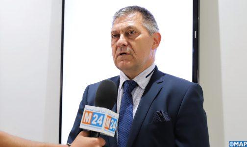 """انتخابات ثامن شتنبر.. السفير البلغاري يشيد بـ"""" نضج الديمقراطية المغربية"""""""