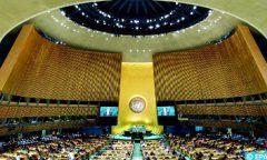 الجمعية العامة للأمم المتحدة.. قوة الأمل من أجل صمود أكبر في مواجهة الوباء