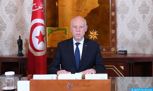 قيس سعيد يعلن عن قرب تعيين رئيس حكومة جديد مع الإبقاء على الإجراءات الاستثنائية