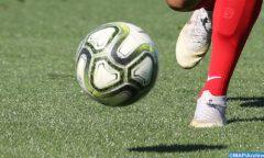 """البطولة الوطنية الاحترافية """"إنوي"""" (الدورة السادسة).. يوسفية برشيد يفوز على ضيفه شباب المحمدية (2-0)"""