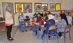بني ملال: دورة تكوينية لفائدة مربي ومربيات التعليم الأولي لعام 2021-2022