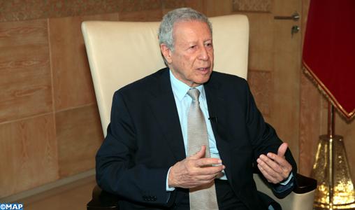 L'ouverture du système éducatif national sur les langues étrangères indispensable pour un Maroc compétitif (M. Benmokhtar)