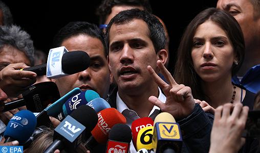 Le Parlement européen reconnaît Guaidó en tant que président du Venezuela