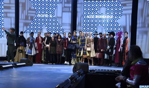 Masters of LXRY: Le public néerlandais sous le charme de créations de mode aux couleurs du Maroc