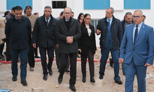 Mme Bouchareb met en avant les efforts visant à soutenir le développement territorial dans la province d'Al Hoceima