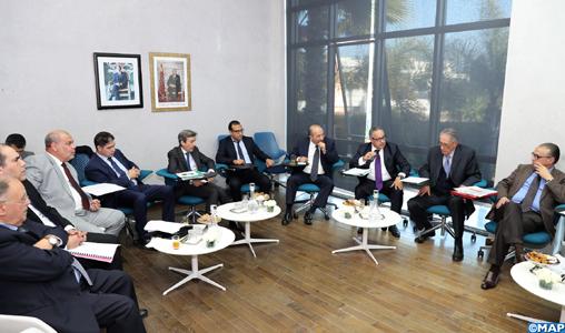 L'Essentiel des séances d'écoute entamées par la CSMD avec les partis politiques et les syndicats