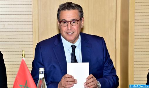 السيرة الذاتية للسيد عزيز أخنوش رئيس المجلس البلدي لأكادير