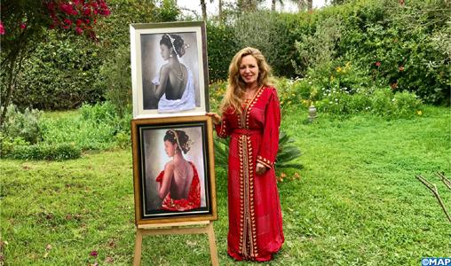 Sandrine Beillard, la colombe voyageuse qui retrouve toujours son Maroc
