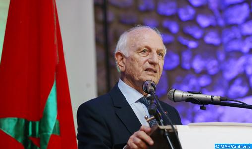 Essaouira : La Communauté des Nations consacre l'Universalité de l'Arganier (M. André Azoulay)