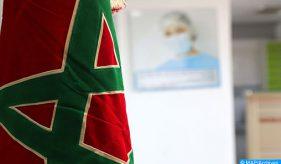 Le Centre de virologie, des maladies infectieuses et tropicales (CVMIT) de l'Hôpital militaire d'Instruction Mohammed V de Rabat, où est admise une partie des Marocains rapatriés de la ville chinoise de Wuhan, mise en quarantaine par les autorités locales après la propagation de l'épidémie du coronavirus. 02022020 – Rabat