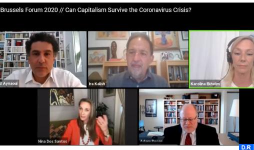 """Covid-19 : La valeur du capitalisme """"altérée"""" dans les marchés émergents (Pdt PCNS)"""
