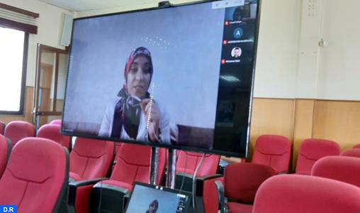 Une thèse de doctorat soutenue à distance à Kénitra, une première au Maroc