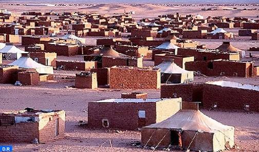 La Commission européenne a été arrêtée dans le cadre d'exécutions extraordinaires dans les camps de Tindouf