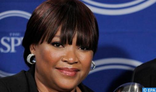 Afrique du Sud: Zindzi Mandela, fille de Nelson Mandela