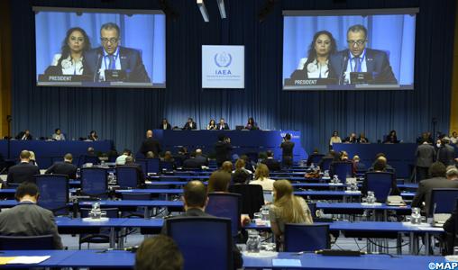 La présidence marocaine de la 64e Conférence générale de l'AIEA a été saluée à l'unanimité
