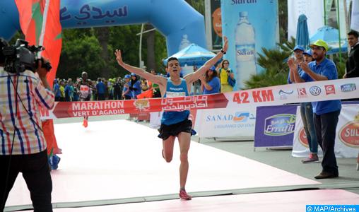 Athlétisme-22e championnat arabe: Quatre nouvelles médailles pour le Maroc dont une en Or à l'issue du 3e jour des épreuves