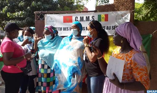 Collectif des Médecins Marocains au Sénégal : Plus de 410 consultations gratuites au profit de patients dakarois