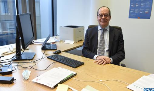 Quatre questions à Marc Vanheukelen, premier ambassadeur de l'Union européenne pour le climat