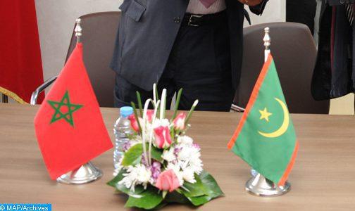 Nouakchott: La coopération militaire au centre d'entretiens entre le ministre mauritanien de la Défense et l'inspecteur général des FAR