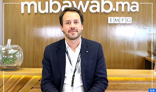 Immobilier d'entreprise: 3 questions à Kevin Gormand, DG de Mubawab