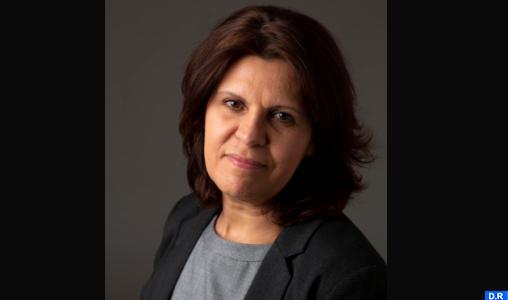 Hafida Bachir, un combat au quotidien en faveur d'un monde meilleur pour les femmes