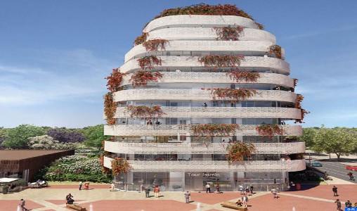 La Tour Jasmin confirme sa place de nouvelle adresse d'affaires à Casa Anfa avec l'accueil d'entreprises internationales