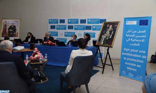 Partenariat entre l'Association SOS Villages d'Enfants et l'UE pour l'amélioration de la protection sociale au Maroc