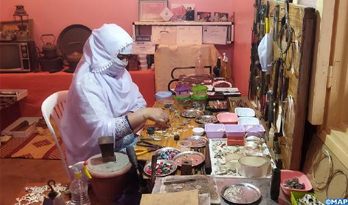 L'orfèvrerie d'argent à Tiznit: Quand les mains des artisans résistent à la pandémie