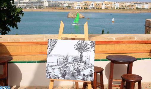 Après sa rénovation, le café des Oudayas retrouve son charme