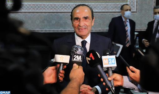 Résolution du PE: L'Espagne a échoué dans sa tentative d'exploiter le dossier des mineurs non accompagnés (M. El Malki)