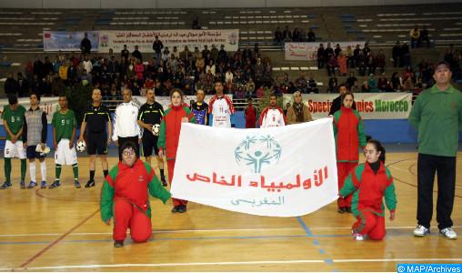 Sport des personnes en situation de handicap: organisation à Rabat du championnat national d'athlétisme
