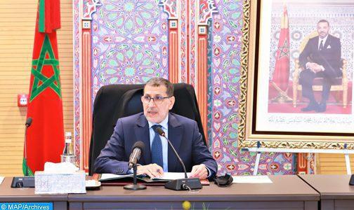 Commission des investissements : les projets approuvés reflètent l'attractivité de l'économie nationale (Chef du gouvernement)