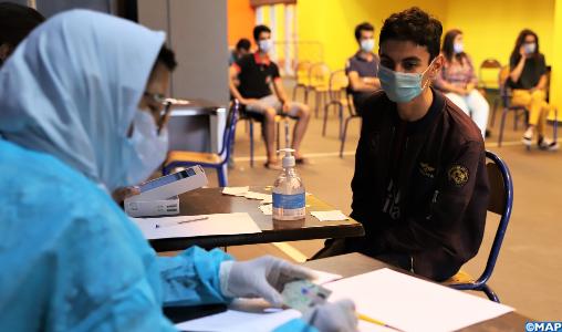 La vaccination anti Covid-19 étendue aux jeunes de 18 ans et plus